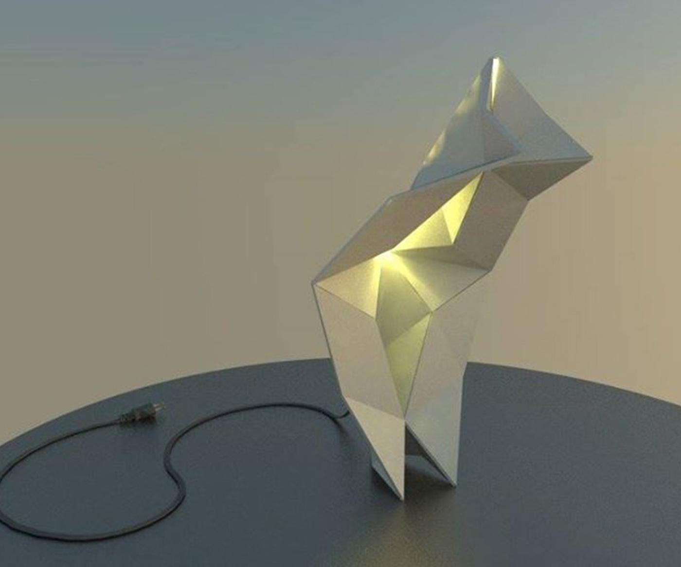 Mèmé Lamp